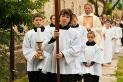 2012 - 1. sväté prijímanie detí