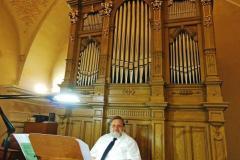 2012 - Koncert organovej hudby v našom kostole