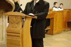 2012 - Návšteva otca nuncia