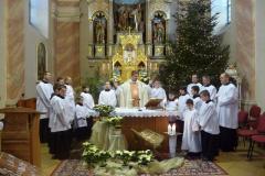 2012 - Nedeľa Krstu Krista Pána