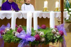 2012 - Požehnanie adventných vencov (prvá adventná nedeľa)