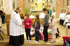 2012 - Požehnanie školských tašiek