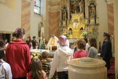 2012 - Slávili sme sv. Floriána