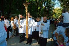 2012 - Výročná púť do Marianky
