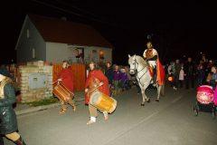 2013 - Lampiónový sprievod na sviatok sv. Martina