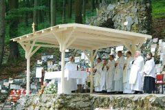 2013 - Púť v Marianke na slávnosť sv. trojice