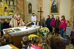 2013 - Svätý Hubert - patrón poľovníkov