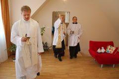 2013 - Výročie posviacky nášho chrámu a požehnanie nových priestorov na fare (hrubé hody)