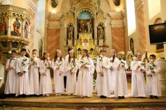 2016 - Prvé sväté prijímanie detí