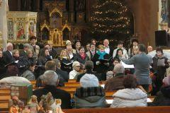 2016 - Trojkráľový koncert zboru Chorus Augustini z Marianky