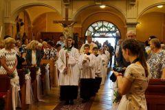 2018 - Prvé sväté prijímanie