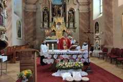 2020 - Slávnosť sv. Petra a Pavla (Malé hody)