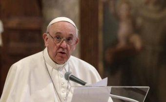Posolstvo Svätého Otca Františka na Pôstne obdobie 2021